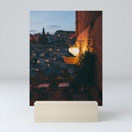 Matera ll Mini Art Print