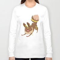 umbreon Long Sleeve T-shirts featuring Umbreon by Dani Tea