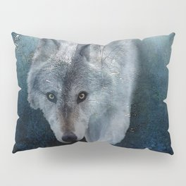 The Gathering - Wolf and Eagle Pillow Sham