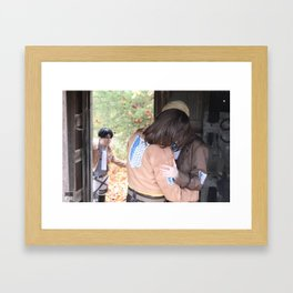 20151024 EruHan Framed Art Print