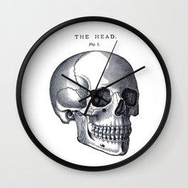 Head Figure 1. Wall Clock