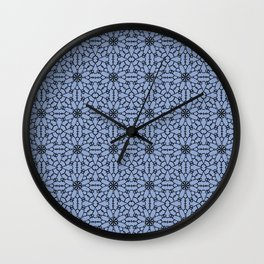 Serenity Lace Wall Clock