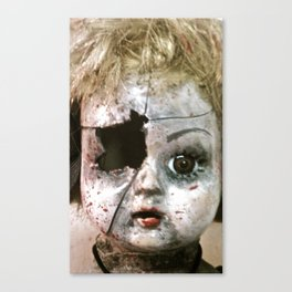 Cindy (Close up) Canvas Print