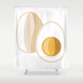 Egg Shower Curtain