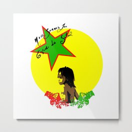 SunChild Metal Print