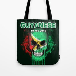 To The Core Collection: Guyana Tote Bag