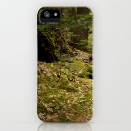 Forest Peace iPhone Case