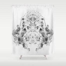 VII Shower Curtain