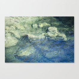 Clean Clear Clarity Canvas Print