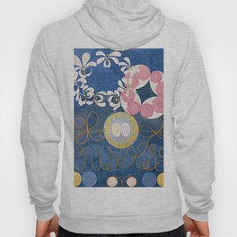 The Ten Largest No. 01 Childhood Group IV Hilma Af Klint Hoody