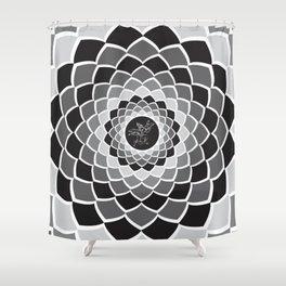 Guardian Angel - YOGA - Yaksha / Yakshini Shower Curtain