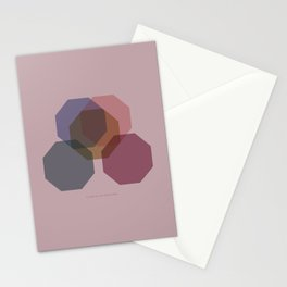 Rose Eight Stationery Cards