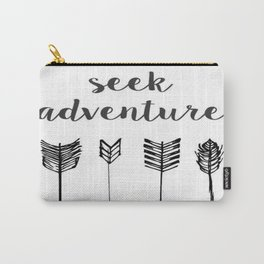Seek Adventure Carry-All Pouch
