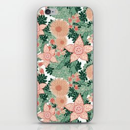 Succulents in Bloom iPhone Skin