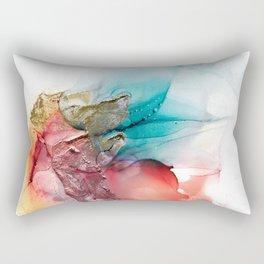 Abstract Dragons Rectangular Pillow