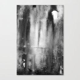 Halloween Rust Canvas Print