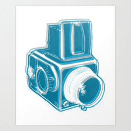 I Still Shoot Film Alternate Art Print