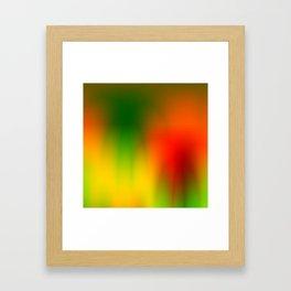 Rasta Splash Framed Art Print