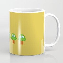 March of Progress | videogame #tribute | #pixelart Coffee Mug