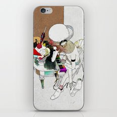 LOVE SONG OR SAD THING iPhone & iPod Skin