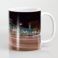 milwaukee Mugs featuring Milwaukee Public Market by Jonah Anderson