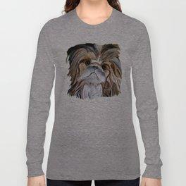 Pekingese Dog Love Dogs Long Sleeve T-shirt
