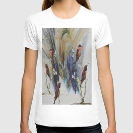 Rufous Hummingbirds T-shirt