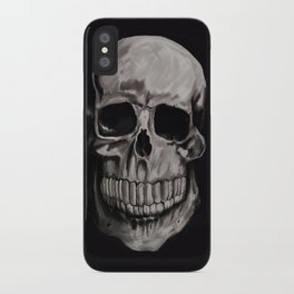 Keep smiling when your dead iPhone Case