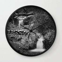 Blaen Bran, Cwmbran, South Wales, UK - 09 Wall Clock