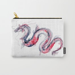 Koi Dragon Carry-All Pouch