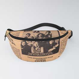 How To Pick Up Girls Fanny Pack