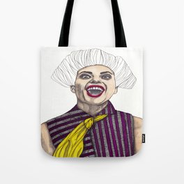 Fashion Illustration - Patterns and Prints - Part 1 Tote Bag