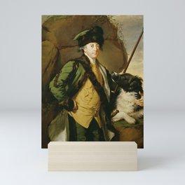 Joseph Wright of Derby - John Whetham of Kirklington Mini Art Print