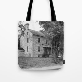 Old Stone Shop, Pleasant Hill (Shakertown) Tote Bag
