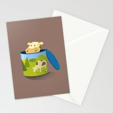 The moo box Stationery Cards