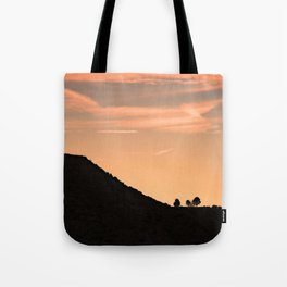 California Silhouette Tote Bag