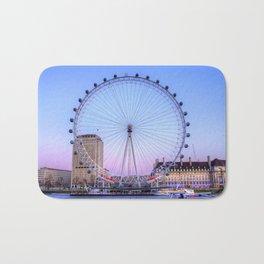 The London Eye, London Bath Mat