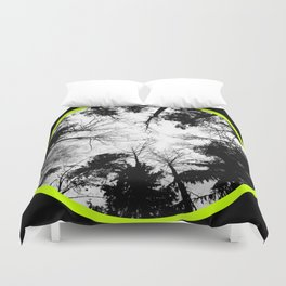 Non forest Duvet Cover
