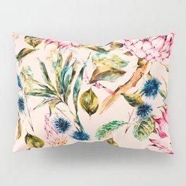 Pattern boho floral Pillow Sham
