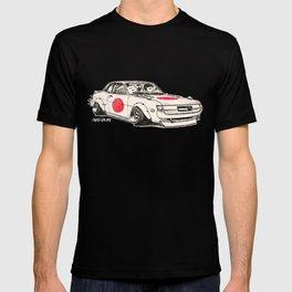 Crazy Car Art 0177 T-shirt