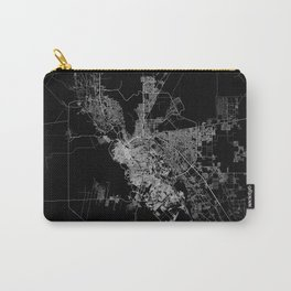 El Paso map Carry-All Pouch