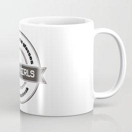 Nerdy Girls Coffee Mug