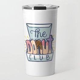 The Donut Club Travel Mug