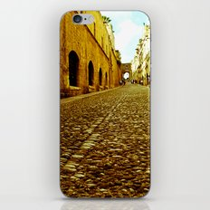 Medieval Streets iPhone & iPod Skin