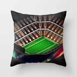 The Vista Throw Pillow