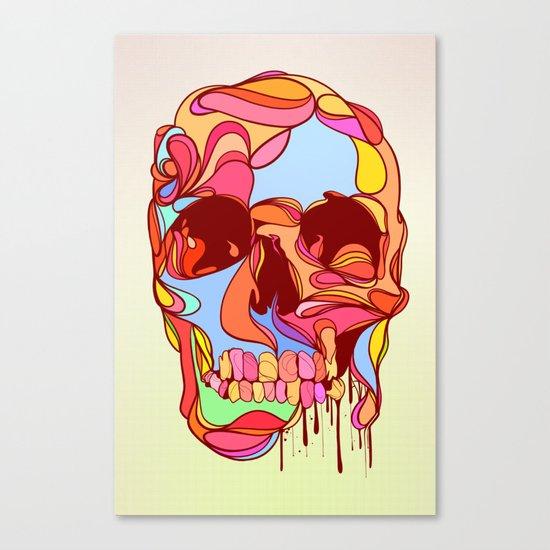 Skollorama Canvas Print