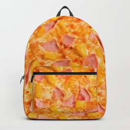 Pineapple Pizzas are People Too. Backpack