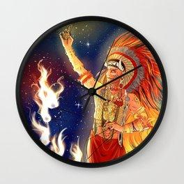 Irlik-hon Wall Clock