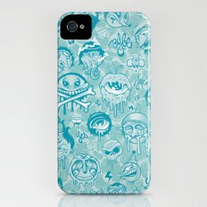 Characters iPhone (4, 4s) Slim Case