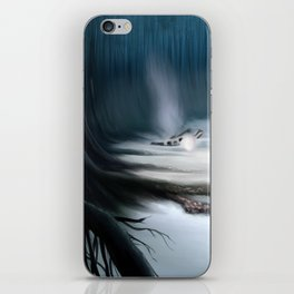Swamps of Dagobah iPhone Skin